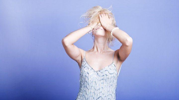 Rambut rontok pada wanita